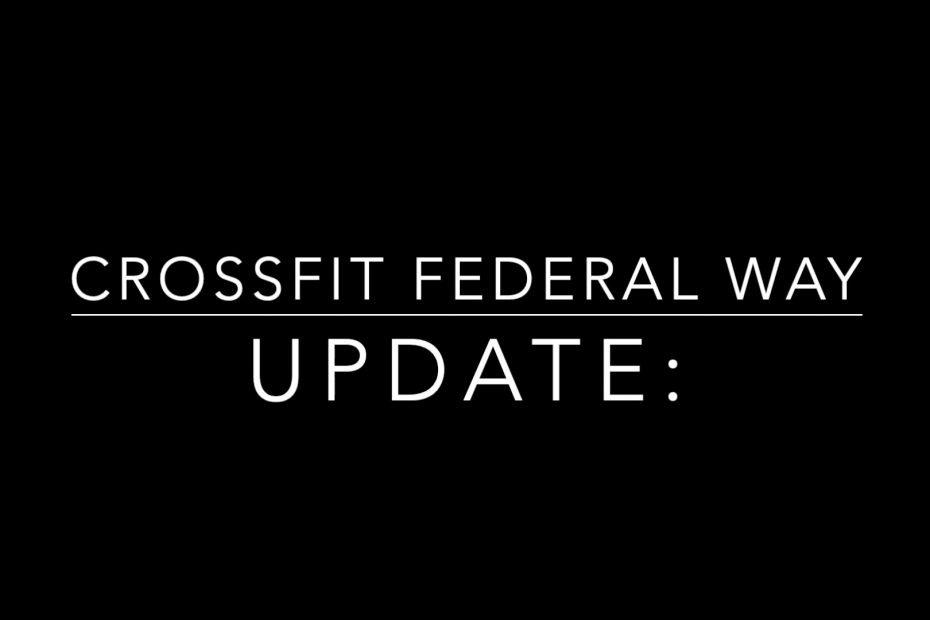 Statement Regarding The Future of CFFW